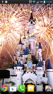 Disney Christmas Eve LWP(Free)