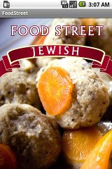 Food Street- Jewish jewish proverbs