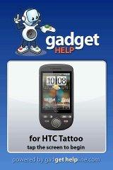 HTC Tattoo - Gadget Help htc