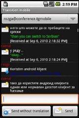 TransGen Mobile Translator mobile translator wifi