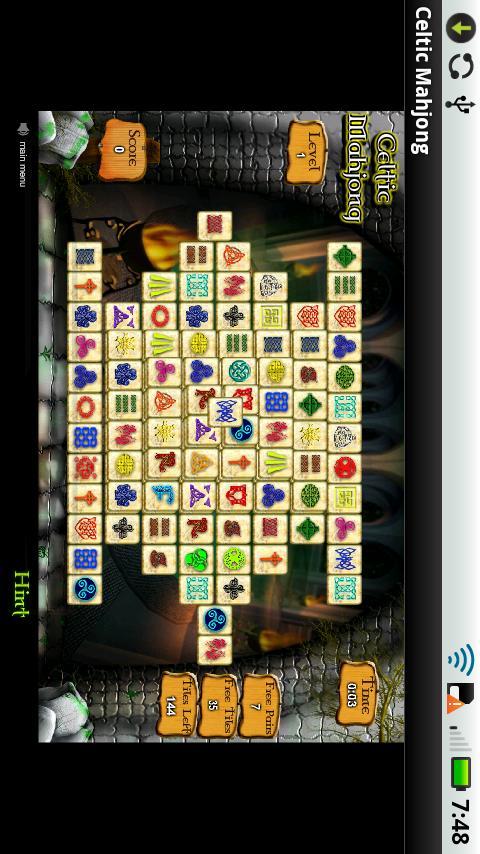 mahjong celtic