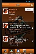 Baltimore Orioles App