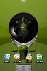 zAndroid FORESTGREEN wallpaper
