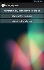 index jelly bean