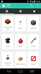 Craft - Minecraft Craft Guide