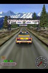 3D Snow Rally Canada numeric keypad
