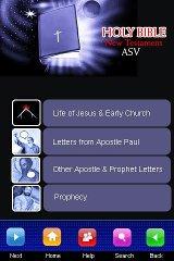 Bible ASV New Testament bible kernel testament