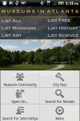 Museums In Atlanta museums stats