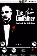 The Godfather Theme Skin skin theme