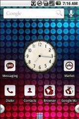Simple Red Home Theme simple home bookkeeping