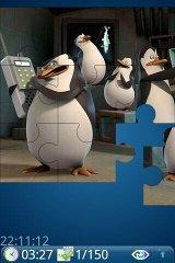Yo Jigsaw: Penguins penguins