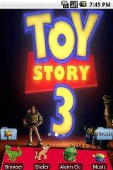 Toy Story 3 Theme Skin skin theme