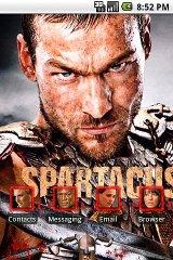 Spartacus Theme Skin skin theme