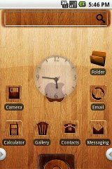 HD Theme:Art of Wood