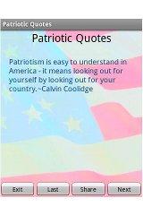 Patriotic Quotes crafts for kids patriotic