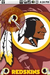 Redskins for Open Home home open quot