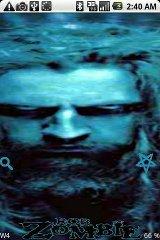 Rob Zombie Theme christmas theme zombie
