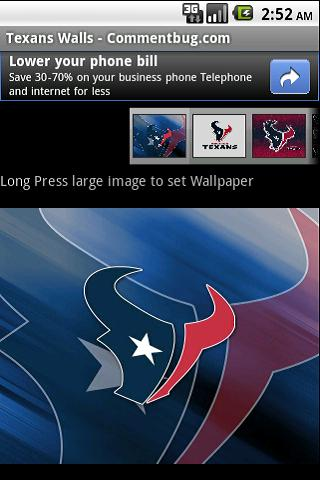 Houston Texans Wallpapers houston texans