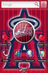 Anaheim Angels little angels cp toplist