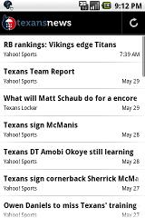 Texans News texans time 2018