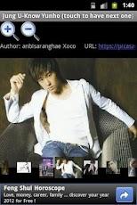 TOHOSHINKI Jung U-Know Yunho