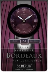 BORDEAUX Designer Widget Theme
