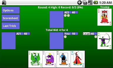 Wizard Card Game Score Sheet http://androidapp.lisisoft.com/android-apps/wizard-card-game-score-sheet.html