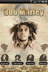HD Bob Marley Open Home Skin home skin