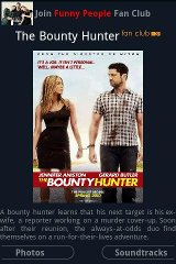 """The Bounty Hunter"" Fans"