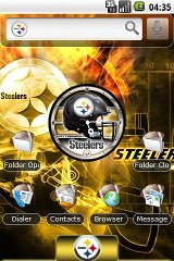 Theme: Pittsburgh Steelers
