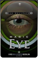 MAGIC EYE LIVE live wallpaper live wallpaper