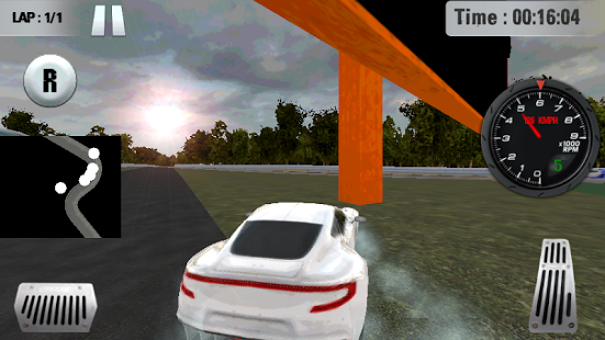 Extreme 3D Car Racing