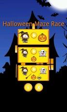 Carrera de Halloween Maze