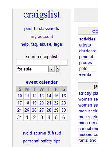 new  craigslist mobile app
