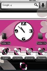 PinkNBlack Home Theme home theme