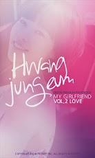 My Girl Friend, Jung Eum VOL.2 jung und frei magazine