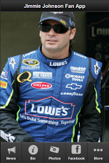 Jimmie Johnson Fan App jimmie johnson wallpaper
