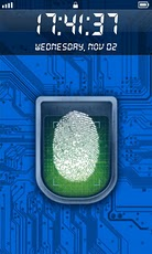 Fingerprint Scanner Pro V fingerprint id