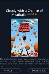 """Cloudy of Meatballs"" Fans"