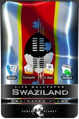 Swaziland Facts About The Flag