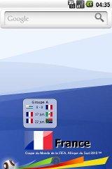 FIFA World Cup France Theme france tracker world