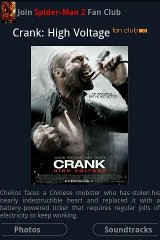 """Crank: High Voltage"" Fans imam quot"