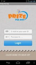 Prize Per Day (Win Prizes) win prizes