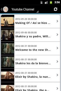 Shakira Videos Free