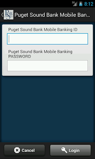 Puget Sound Bank Mobile Bank