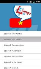 L-Lingo Learn Vietnamese italian learn vietnamese
