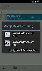 Invitation Processor Free