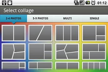 triangle shape view in android layout stack overflow