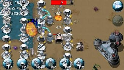 Tower Defense: Nexus Defense defense