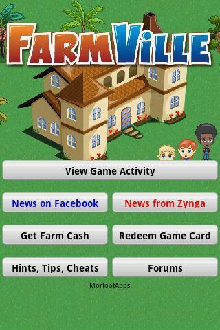 FarmVille App farmville 2
